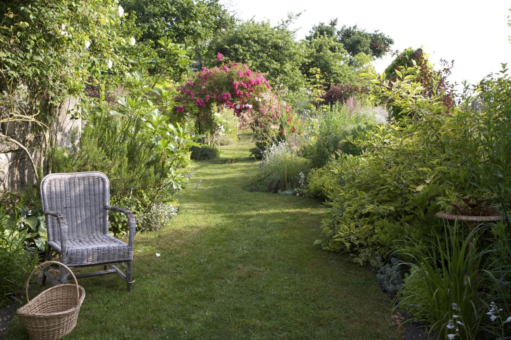 Galerie le jardin du vieux pommier for A propos du jardin