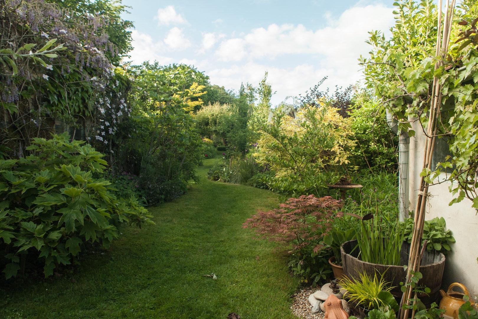 Jardin garten olga nasaroff m r frankreich france for A propos du jardin